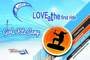 Girls Kite Camp
