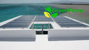GREEN POWER - Système solaire 5KVA