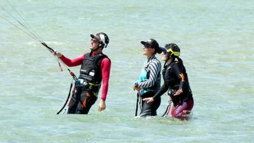 Kitesurfing Beginner Course