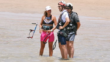 Kitesurfing Refresher Course