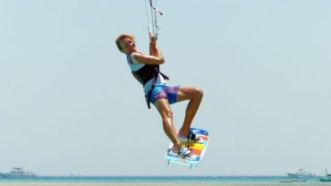 Kitesurfing Advanced Course