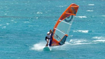 Windsurfing Advanced Course