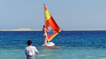 Windsurfen Beginner Kurs