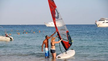 Windsurfen Intermediate Kurs