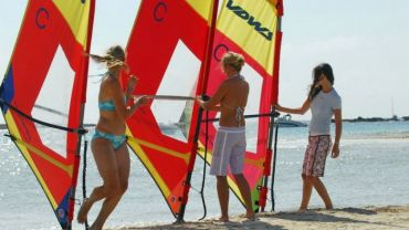 Windsurf Cours Initiation