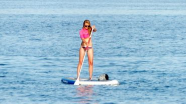 Stand Up Paddling Safaga